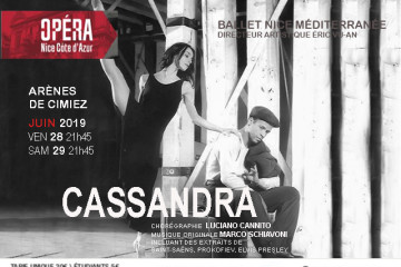 Affiche Paysage CASSANDRA